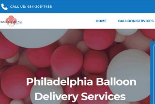 Balloon Delivery Philadelphia PA