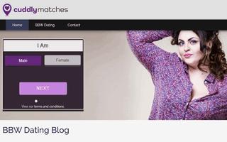 Cuddly Matches BBW Dating Blog