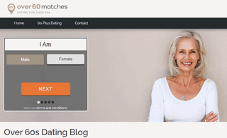 Over 60 Matches Dating Blog