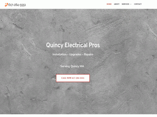 Electrician Quincy MA
