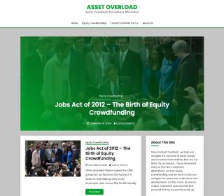 Asset Overload