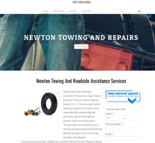 Towing and repairs