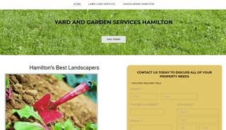 Landscaping Services Hamilton Ontario