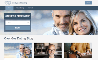 Strictly Over 50 Dating Site Blog