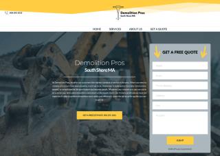 Demolition Contractor Brockton MA