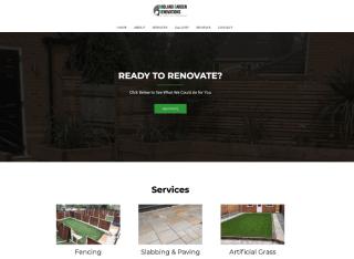 Midland Garden Renovations
