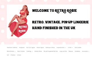 Retro Rosie