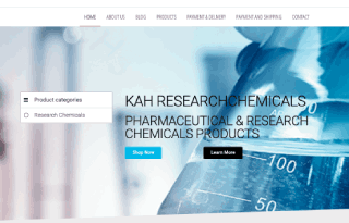 Research Chemicals and Pharmaceuticals