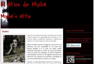Mixhas' attic - El atico de Mixha