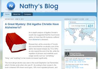 Nathy's blog