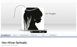New African Spirituality