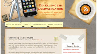 Excellence in Communication