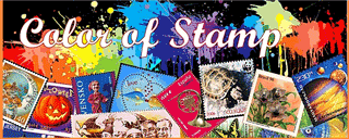 Color of Stamp
