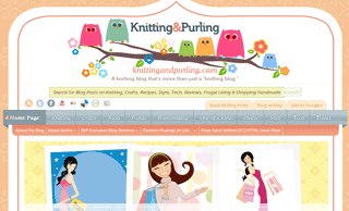 Knitting & Purling Blog