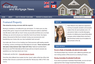 Australian Real Estate News
